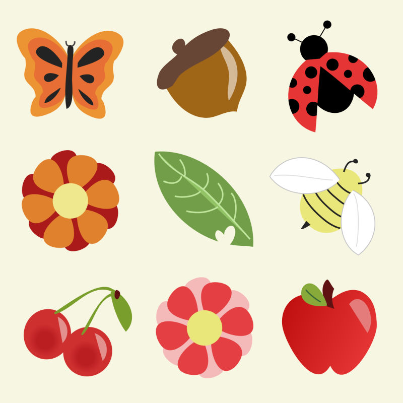 Nature Icons